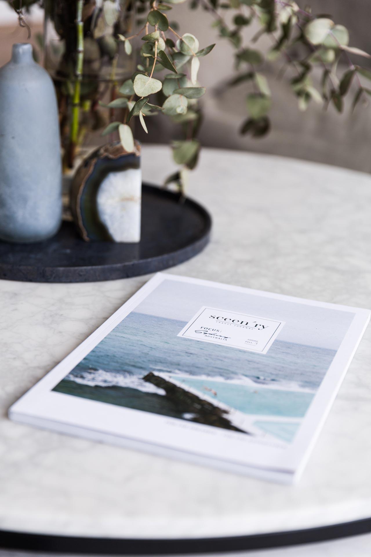 Sceen'ry Travel Journal